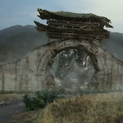 Grimlock Transformers 4 Movie China