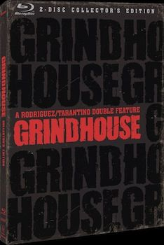 Grindhouse blu ray box art DVD/Blu ray Breakdown: October 5th, 2010