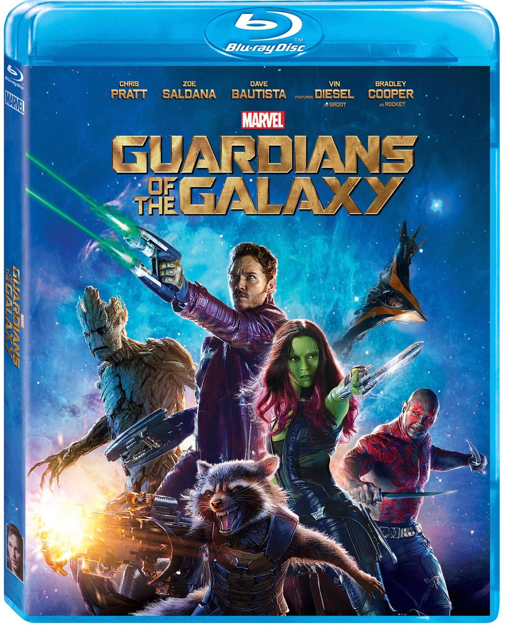 'Guardians of the Galaxy' Blu-ray Features 'Avengers 2 ...