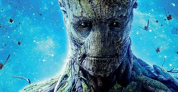 Guardians in the Galaxy Groot header Guardians of the Galaxy Character Posters & Yondu Image