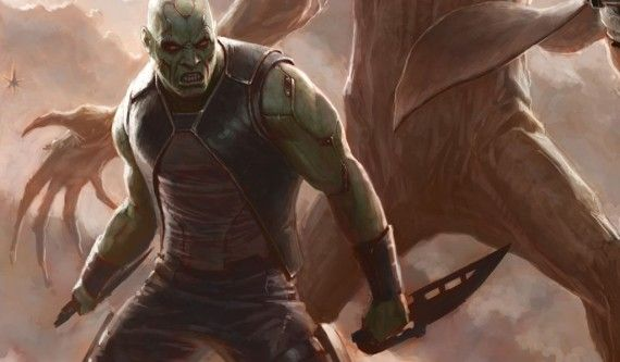 Guardians of the Galaxy Drax the Destroyer 570x333 Jason Momoa is Drax The Destroyer in Guardians of the Galaxy [Updated]