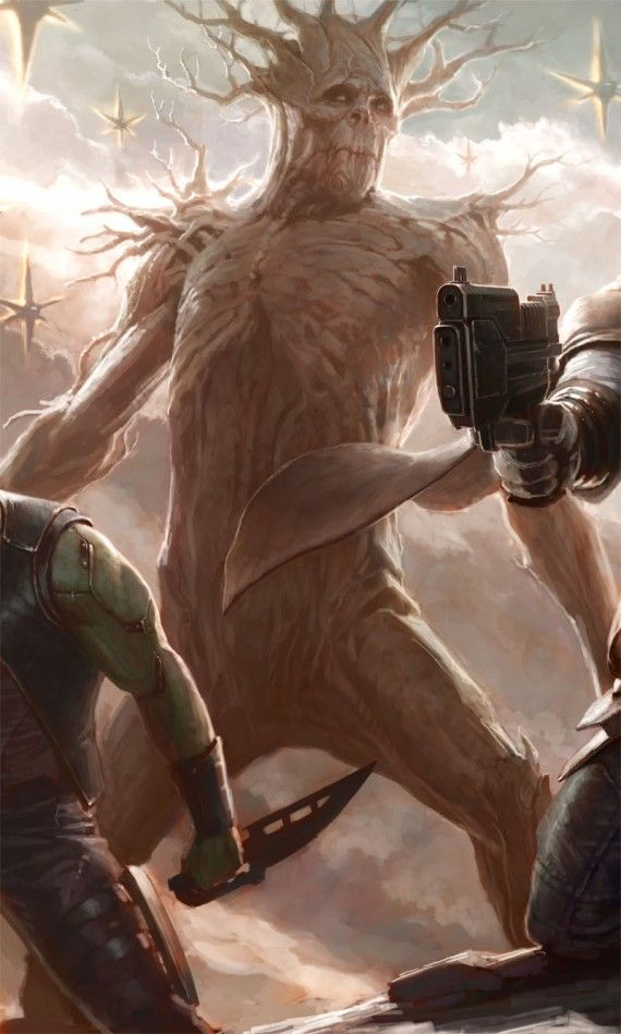 Guardians of the Galaxy Groot 570x949 Guardians of the Galaxy   Groot