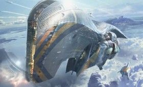 Guardians of the Galaxy Movie Ship Art 280x170 Awesome Captain America 2 & Guardians of the Galaxy Production Art