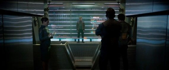 Guardians of the Galaxy Nova Analzing Star Lord 570x237 Guardians of the Galaxy Nova Analzing Star Lord