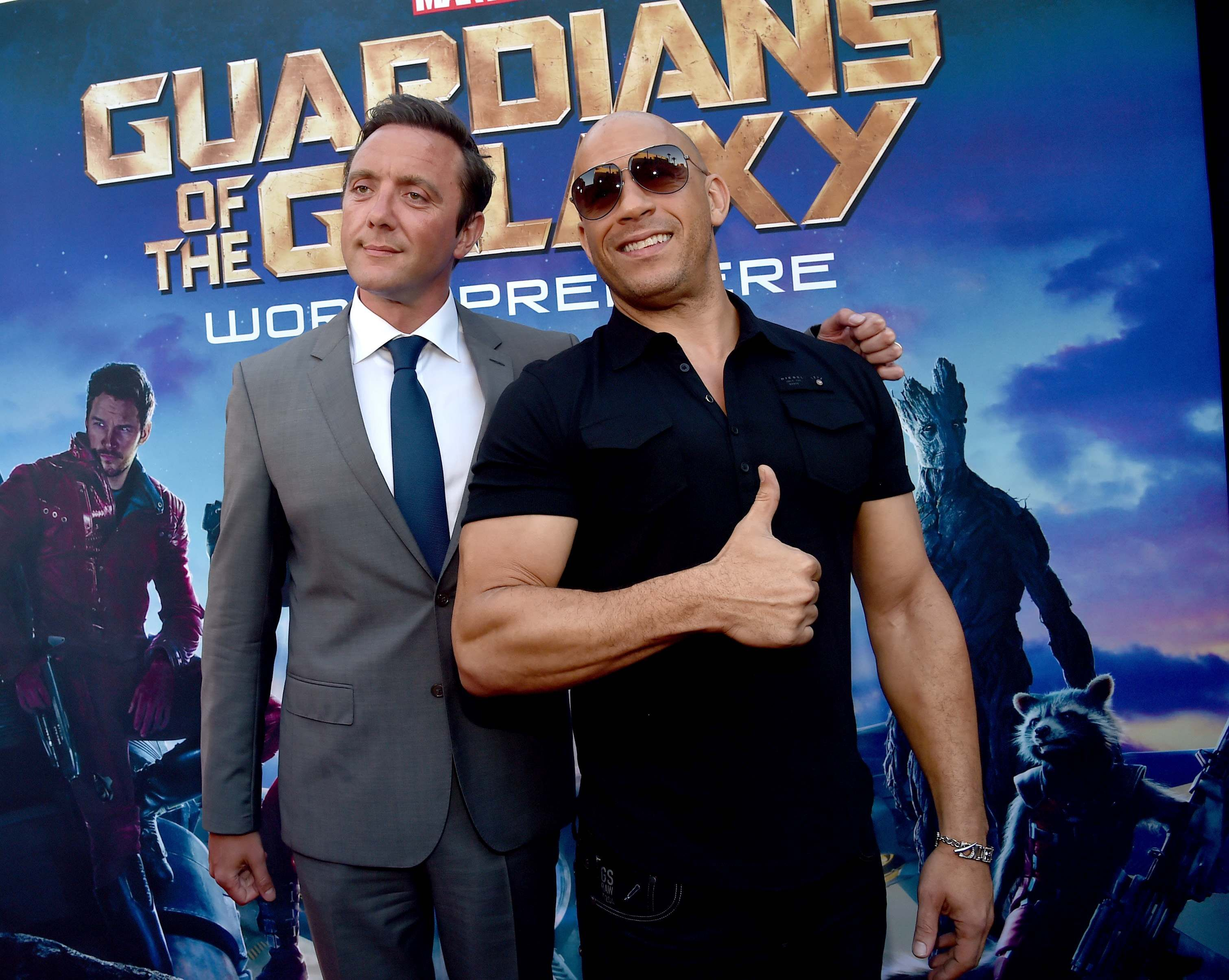 Guardians Of The Galaxy World Premiere Photos Amp Villain