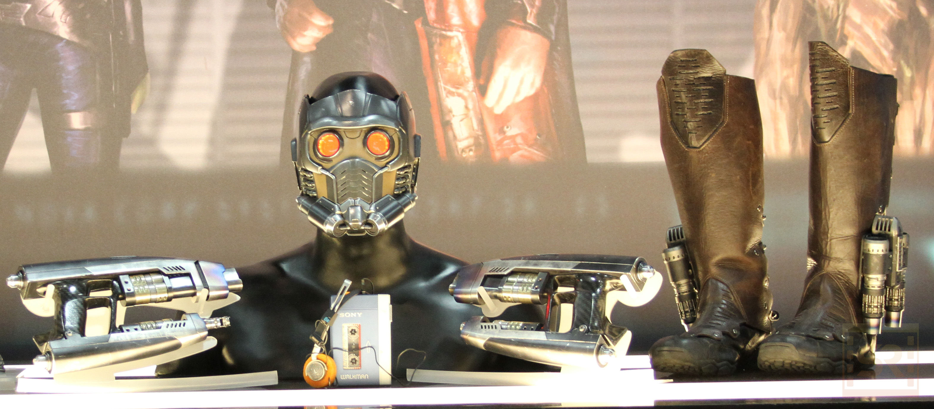Official Guardians of the Galaxy Star-Lord Movie Props ...