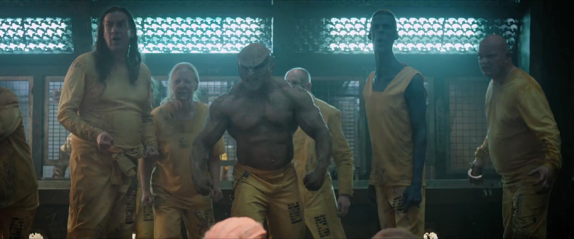 Guardians of the Galaxy Trailer Kyln Prison Inmates Guardians of the Galaxy Trailer   Kyln Prison Inmates