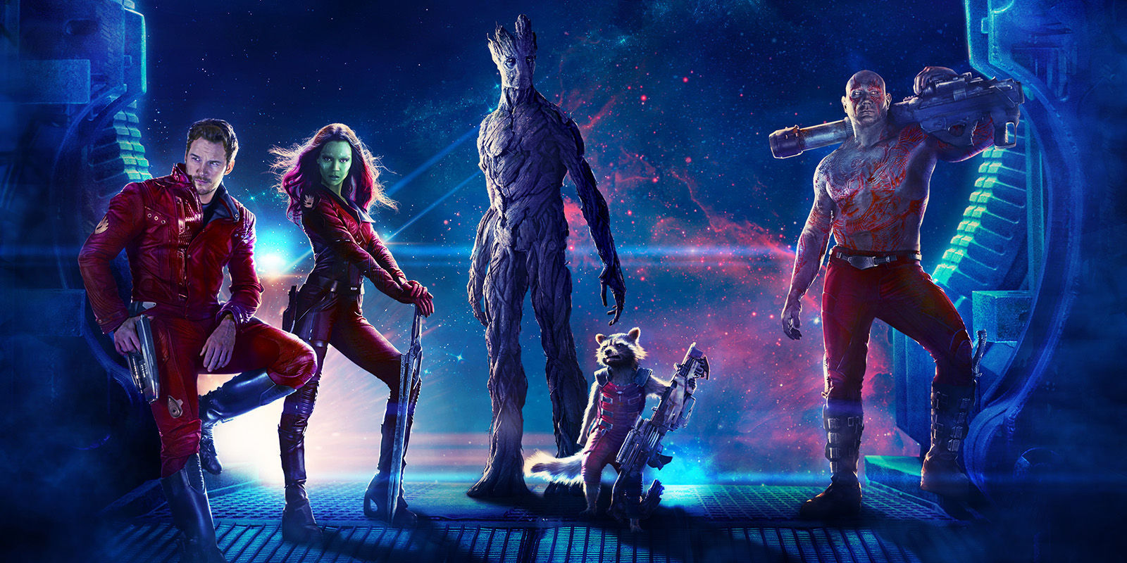 Guardians of the Galaxy 2: Main Villain & Star-Lord's Dad Cast