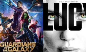 Box Office Prediction: 'Guardians of the Galaxy' vs. 'Lucy'