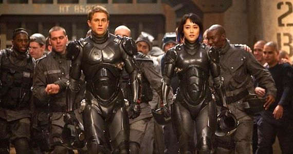 Guillermo Del Toro Talks Pacific Rim 3D Pacific Rim NYCC Panel Recap