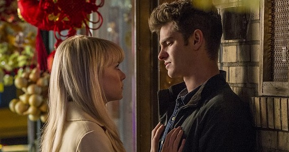 Gwen and Peter in The Amazing Spider Man 2 Amazing Spider Man 2 Footage Review: Time to Raise Your Expectations