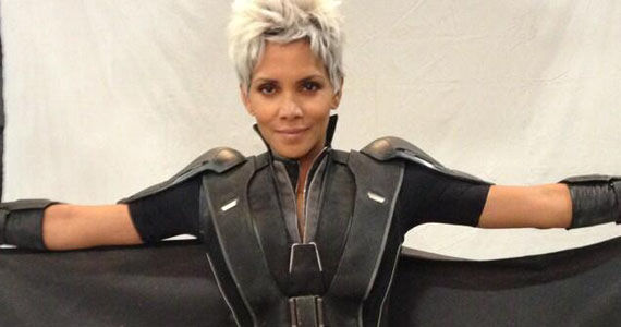 Storm's Costume & Another Character Revealed For 'X-Men ...