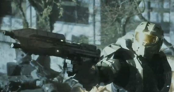 Halo 4 Forward Unto Dawn Master Chief Halo 4: Forward Unto Dawn Part 1 Now Online: Live Action Master Chief Tease