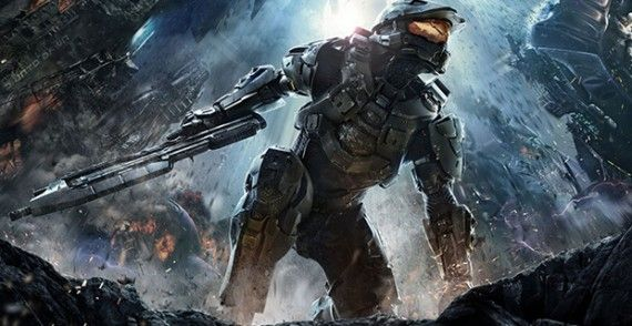 Halo 4 Movie Art 570x294 Halo Digital Feature Moving Forward; Ridley Scott Producing