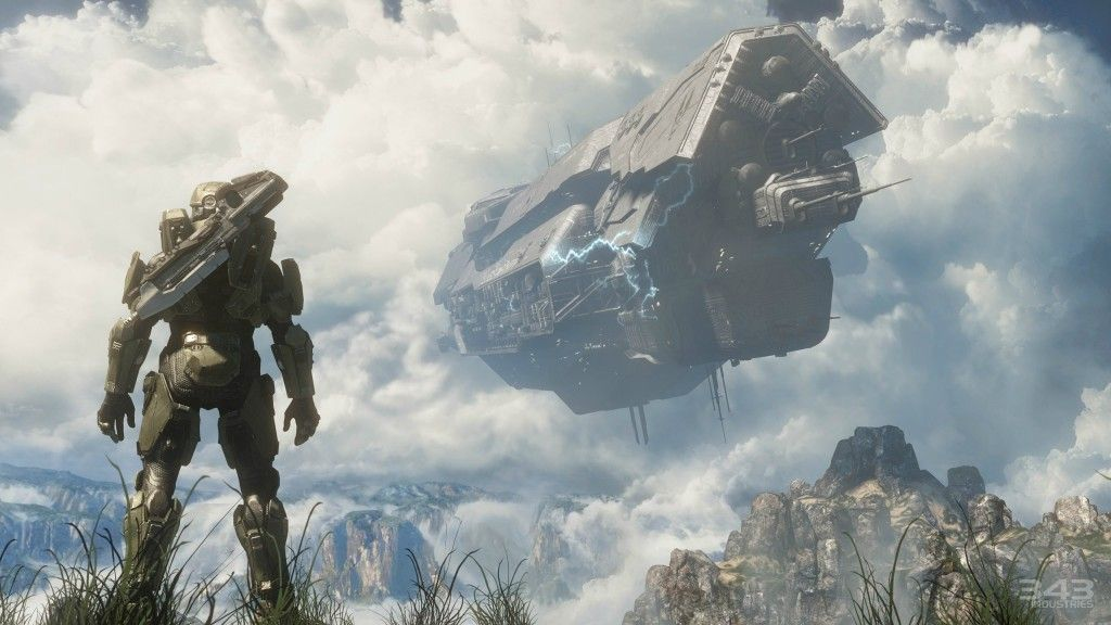 Halo 4 Wallpaper 1024x576 Is Ridley Scott Producing A New Halo Movie? [Updated]