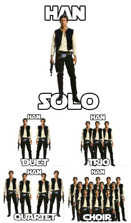 Han Solo SR Geek Picks: Willie Nelsons Hobbit 2 Audition, Star Wars VII Fan Posters & More
