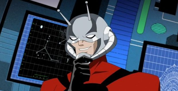 Hank Pym as Ant Man Ant Man Acquires a Cinematographer & Composer