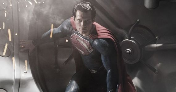 Hanry Cavill Superman Man of Steel David S. Goyer: Man of Steel Being Approached As If It Were Real