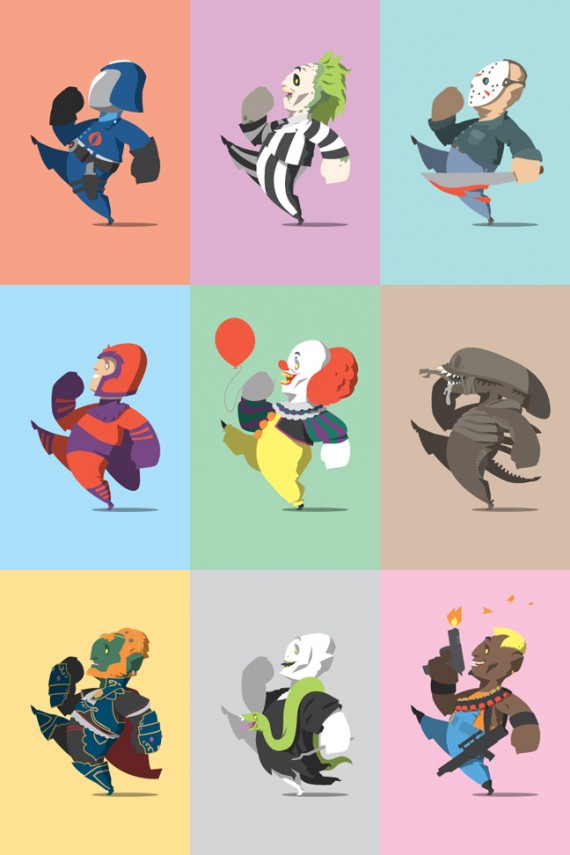 Happy Little Bad Guys 570x855 SR Geek Picks: Weird Als Breaking Bad, Game of Thrones Books vs. Show Differences & More