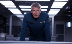 Harrison Ford in Enders Game 2013 280x170 Enders Game: New Clip, Images & Poster Highlight Battle School Life