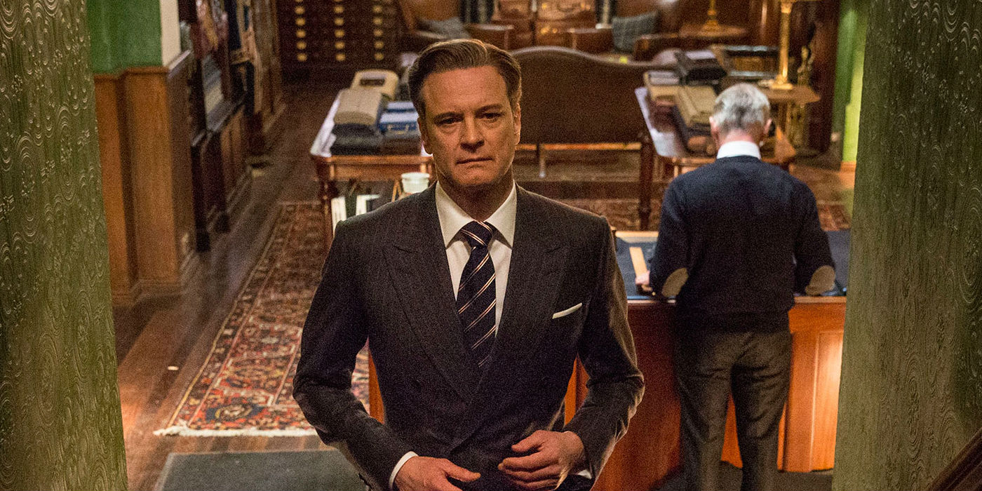 Colin Firth Teases Kingsman: The Golden Circle Return