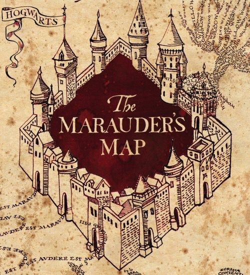 Harry Potter Marauders Movie