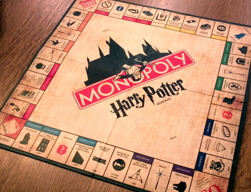 Harry Potter Monopoly Harry Potter Monopoly