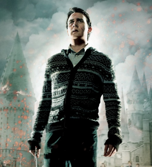 Harry Potter Neville Longbottom Movie