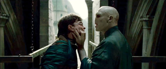 Harry Potter and the Deathly Hallows Part 2 image Harry and Lord Voldemort Screen Rants (Massive) 2011 Movie Preview