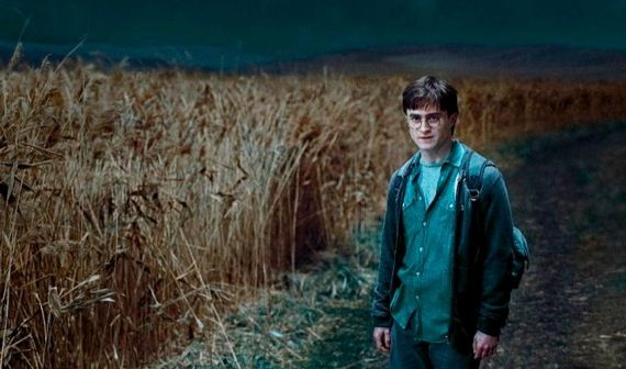 Harry Potter the Deathly Hallows movie clip Harry Potter and the Deathly Hallows: Part 1 Review
