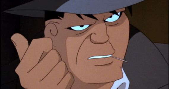 Harvey Bullock Batman Animated Series Donal Logue Hints At Gotham TV Series Setting, Style & Core Conflict