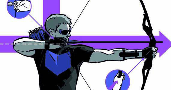 Hawkeye Cover Marvel Comics Now Age of Ultron: Joss Whedon Discusses Killing Off An Avenger