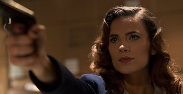 Hayley Atwell Agent Carter TV Series Updates on Agents of S.H.I.E.L.D. Season 2, Agent Carter, Flash and More