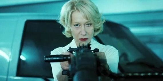 Helen Mirren in Red RED Sequel In The Works