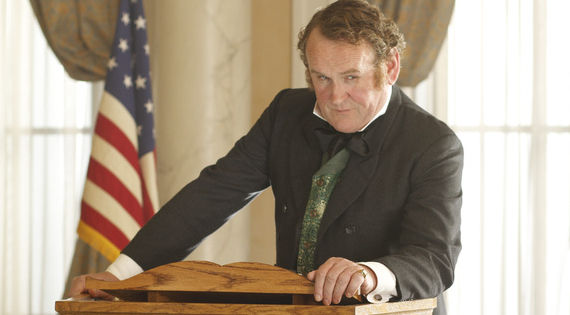 Hell on Wheels Colm Meaney Hell on Wheels Series Premiere Review