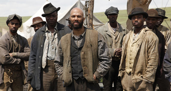 Hell on Wheels Common Hell on Wheels Series Premiere Review