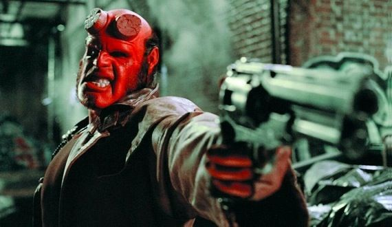 Hellboy Guillermo del Toro Talks Hellboy 3