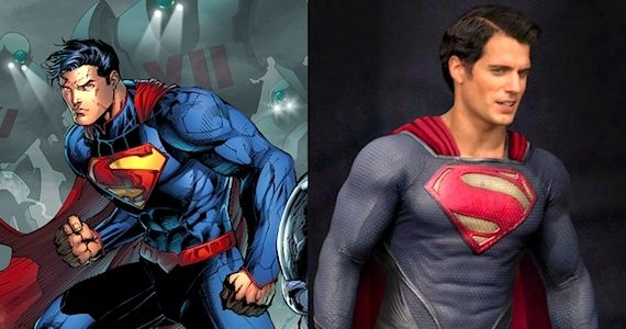 Henry Cavill Compares Man of Steel to The New 52 Superman New Justice League Cartoon From Bruce Timm; Final Piece of WBs Puzzle?
