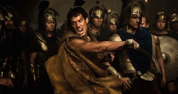 Henry Cavill Immortals Immortals Review