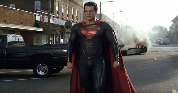 Henry Cavill as Clark Kent Kal El Superman in Man of Steel Man of Steel Review
