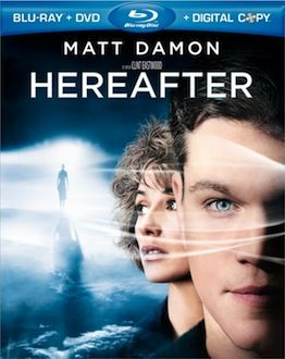 Hereafter DVD Blu ray box art DVD/Blu ray Breakdown: March 15th, 2011