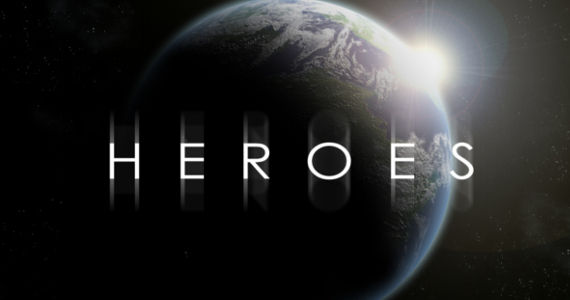 Heroes Logo Heroes Returning in 2015 as a 13 Episode Miniseries
