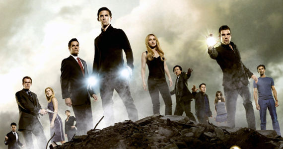 Heroes Season 3 cast Heroes: Reborn Prequel Webseries in Development