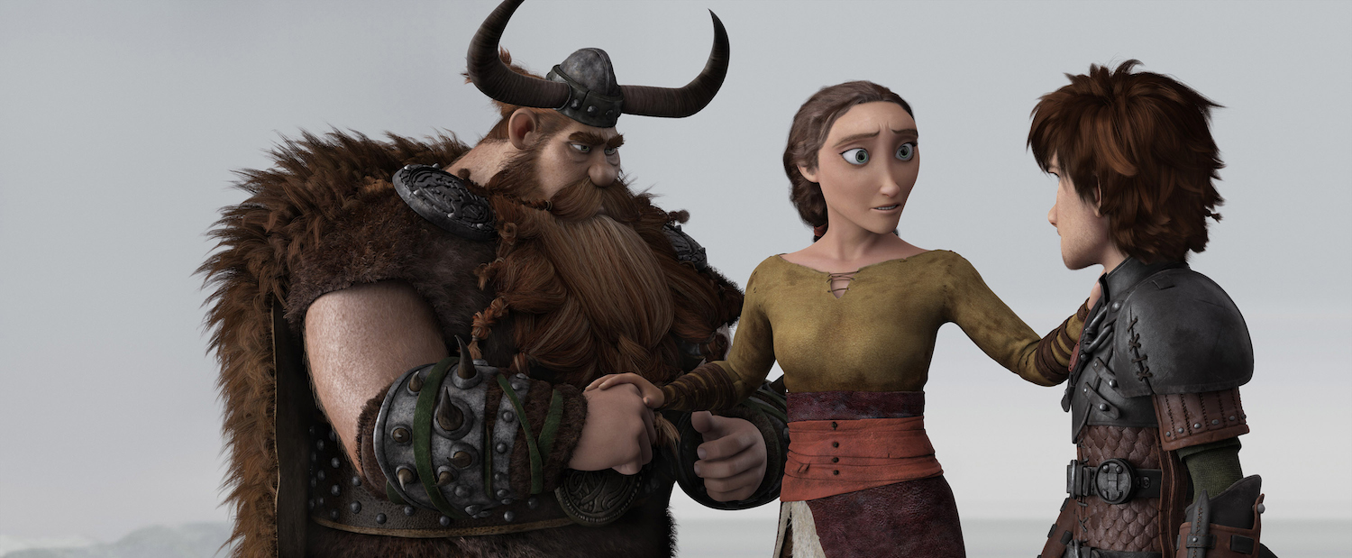 'How to Train Your Dragon 2′: First Clip and New Images