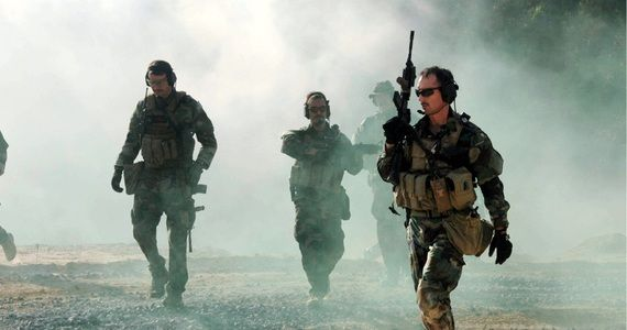 High Value Target Navy SEALS Navy SEALs vs. Somali Pirates Film High Value Target in Development