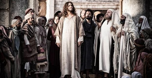 History The Bible Son of God Son of God Trailer: He Is Coming Soon