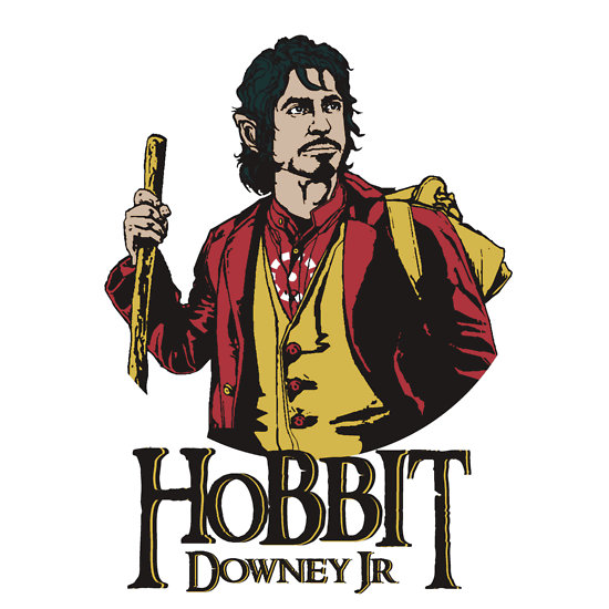 Hobbit Downey Jr Hobbit Downey Jr