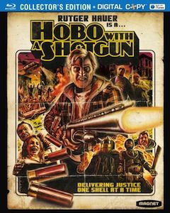 Hobo with a Shotgun DVD Blu ray DVD/Blu ray Breakdown: July 5, 2011