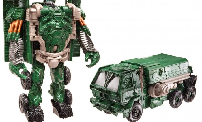 Hound in Transformers 4 700x425 Transformers: Age of Extinction Toy Images Reveal New Characters