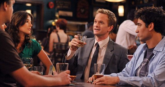 How I Met Your Mother Tip One Back CBS Orders Pilot for How I Met Your Dad Spin Off Series